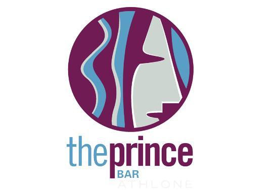 Athlone, Irlandia: Prince Bar logo