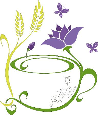 The Wild flour cafe logo
