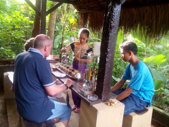 Manggis, Indonesia: Taru Agro Tourism