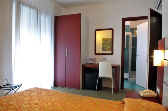 Hotel Raffaello: camere