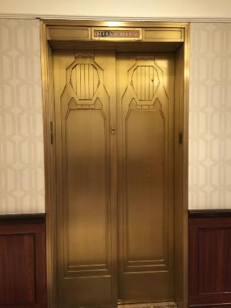The New Yorker a Wyndham Hotel Elevator doors & Elevator doors - Picture of The New Yorker a Wyndham Hotel New York ...