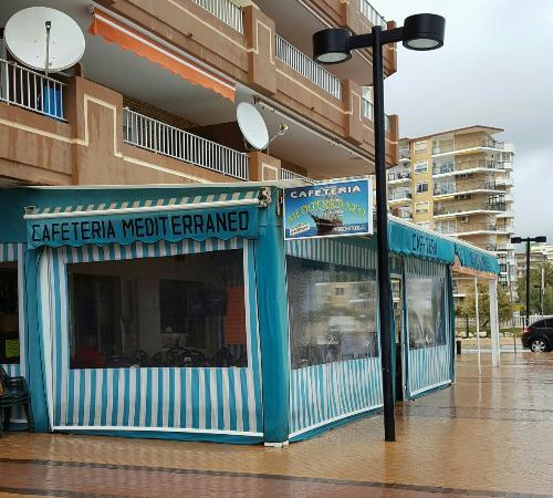 Cafeteria Mediterraneo