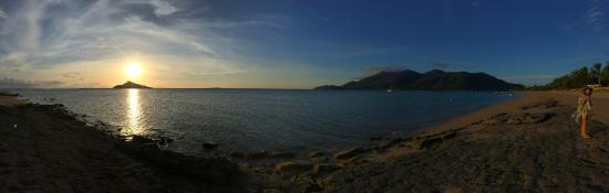 Hydeaway Bay, Αυστραλία: Panoramic of Hydaway bay in front of Montes