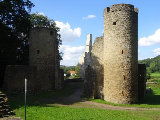 Burg Hardenstein