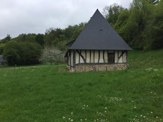 La Folletiere-Abenon, Prancis: Source De L'Orbiquet