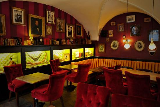 Photo of French Restaurant The Monkey Club at 19 Place Tolozan, Lyon 69001, France