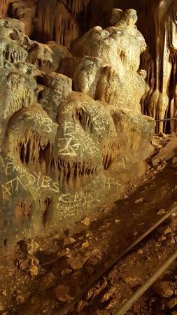 Mersin (Icel), Turquía: Cennet-cehennem yan yana tabi birde astım mağarası var😉