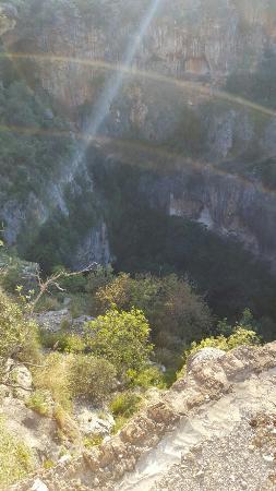 Mersin (Icel), Turkey: Cennet-cehennem yan yana tabi birde astım mağarası var😉