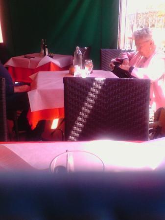 Migliarino, Italia: in compagnia della signora Brosio simpaticissima!