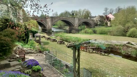 Piercebridge, UK: river