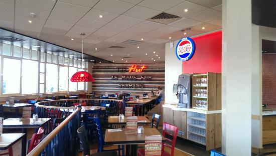 Pizza Hut Bracknell The Point Skimped Hill Ln Updated