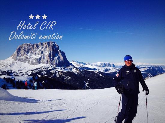 Hotel Cir: sciare insieme
