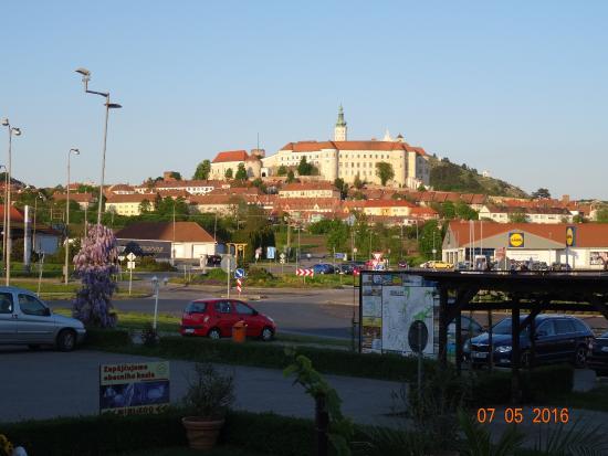 Hotel Zamecek Mikulov Image