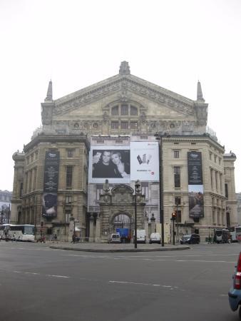 París, Francia: Petit tour de l'opéra garnier