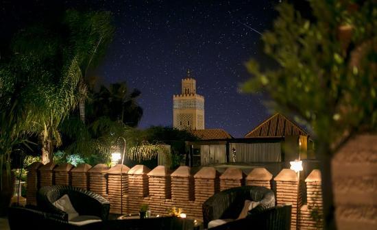 La Sultana Marrakech : Terrasses