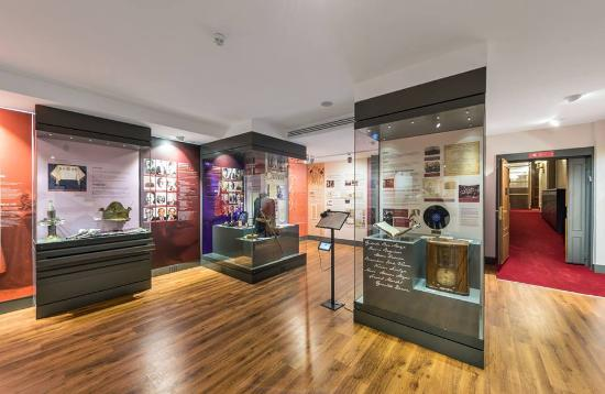 The Quincentennial Foundation Museum of Turkish Jews