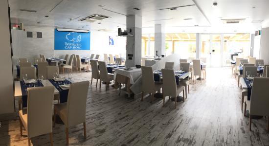 Restaurant Cap Roig