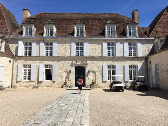 Monestier, Frankrig: The Chateau