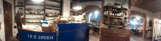 Novegro, Olaszország: Sala del Golfo - Bar per Gozzo-vigliosi