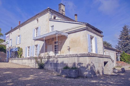 Hostellerie Les Pigeons Blancs Cognac