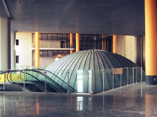 Lodz, Poland: Planetarium EC1