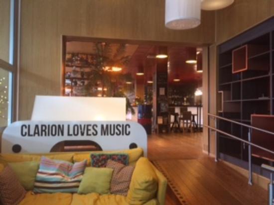 Foto Clarion Hotel Gillet