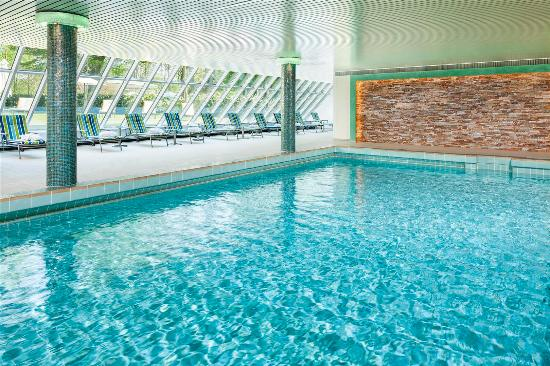 Best Western Premier Parkhotel Bad Mergentheim: Indoor Pool
