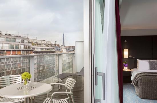 Renaissance Paris Arc de Triomphe Hotel : Paris Sky View Suite