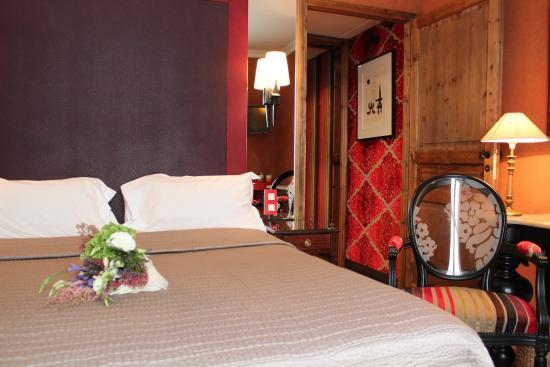 Hotel Prince de Conde: Chambres