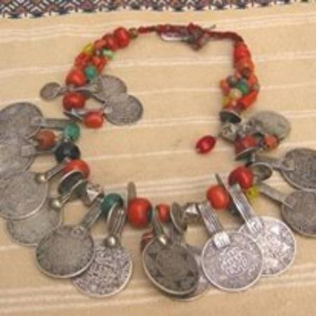 Souss-Massa-Draa Region, โมร็อกโก: Authentic Moroccan  accessories