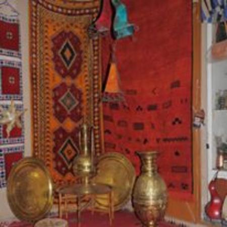 Souss-Massa-Draa Region, โมร็อกโก: Moroccan Crafts of the region Souss Massa