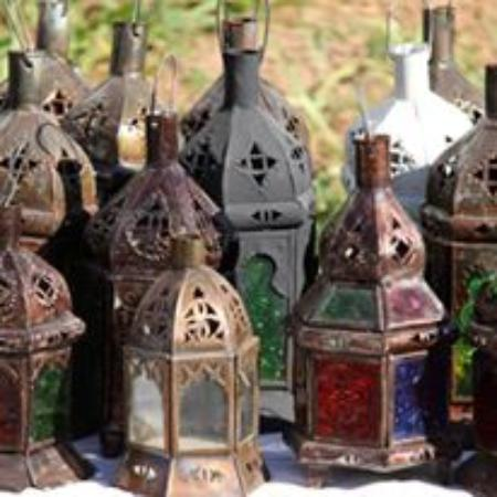 Souss-Massa-Draa Region, โมร็อกโก: Make your house colorful with hand made Morracan Lamps right From the amazing Region Souss Massa