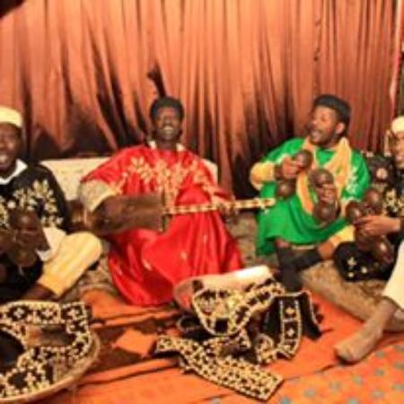 """Souss-Massa-Draa Region, โมร็อกโก: Fun of the Hoba Hoba spirit Music ?! Then """"Gnawa"""" is for you !  Music from the south of Morocco"""