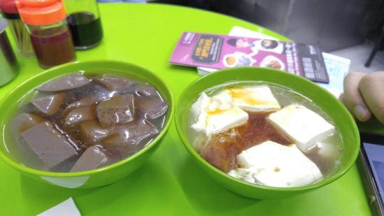新榮記咖啡豆腐美食