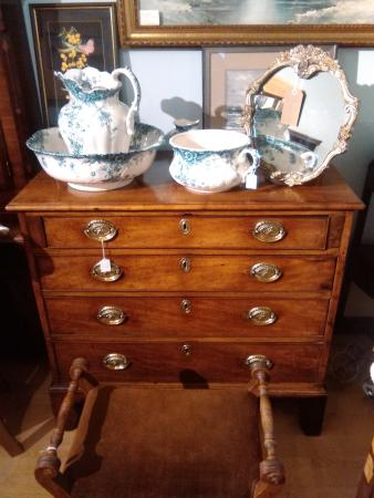 Grantown Antiques and Collectables: Original and upcycled furniture