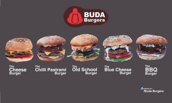 Buda Burgers