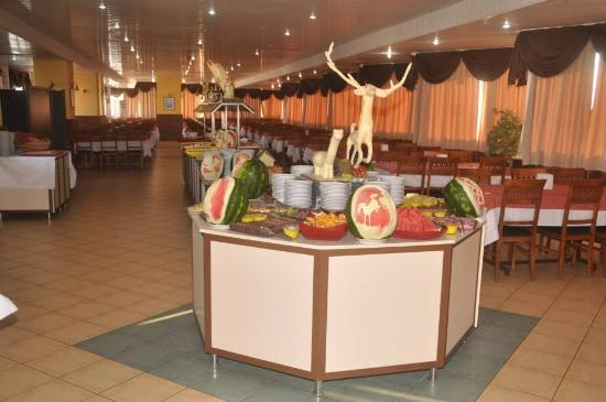 Galaxy Beach Hotel: RESTAURANT