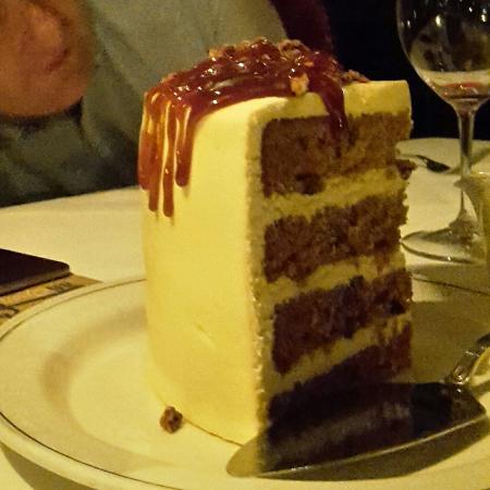 Southlake, TX: Dessert: Karottenkuchen