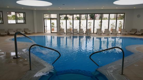 Indoor Pool Picture of Olympic Lagoon Resort Paphos Paphos
