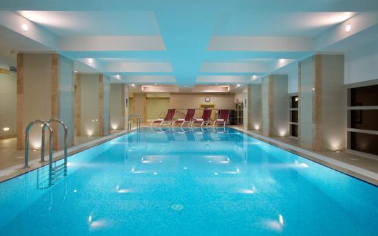 Hilton Moscow Leningradskaya: Pool
