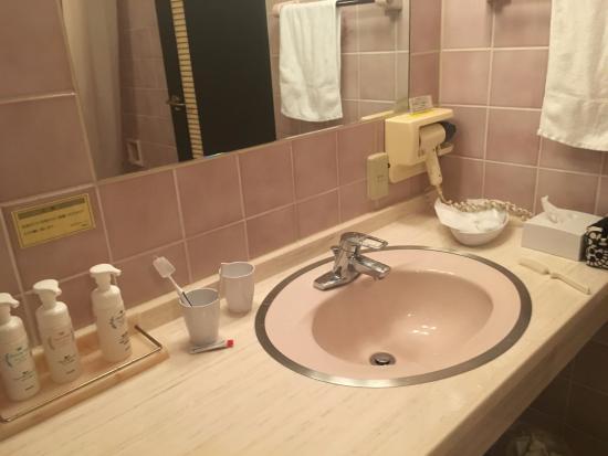 Hotel Urban: 水回りはきれいです