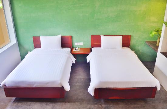 eOcambo Residence: Superior Twin Room