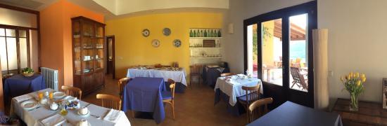 Es Petit Hotel de Valldemossa: Frühstücksraum