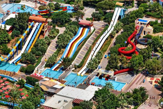 Watercity Waterpark Anopolis aerial #3 - Picture of ...