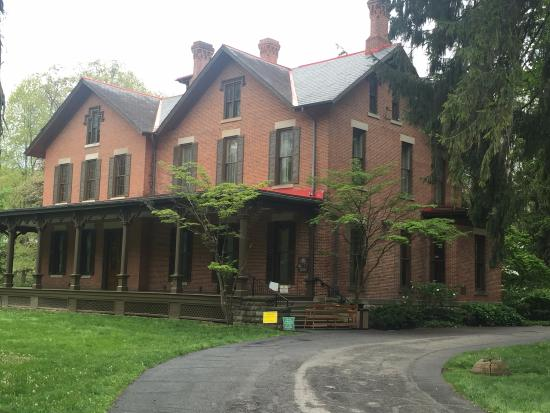 Fremont, OH: House of Rutherford B Hayes