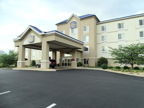Best Western Plus Waynesboro Inn & Suites Conference Center-billede