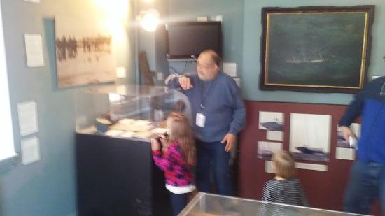 Custom House Maritime Museum : A ghost ship story about a shipwreck in Newburyport.