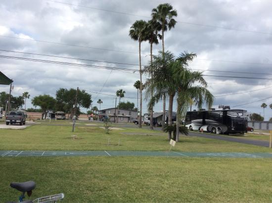 La Feria, Τέξας: Shuffleboard