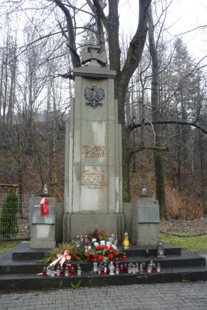Monument to the Auschwitz Prisoners