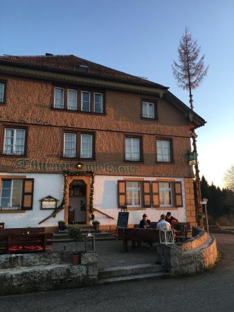 Sankt Margen, Germany: Terraza